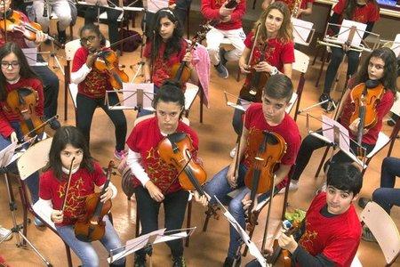 Concerto de Ano Novo - Orquestra Geração da Boa Água