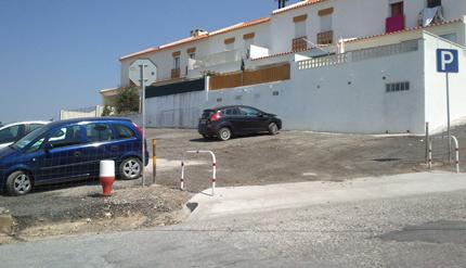 Novo parque de estacionamento junto ao Espaço Zambujal