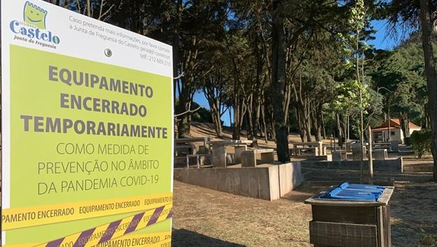 Parque de Merendas João David vai continuar encerrado