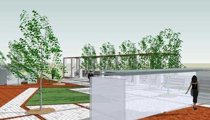 Hasta pública para instalação de quiosque do Jardim de Santana