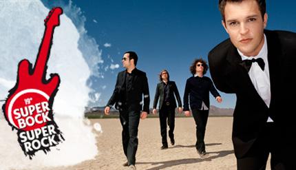 The Killers no 19º SBSR