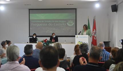 Cerimónia Instalação Orgãos da Freguesia|15 out 2021