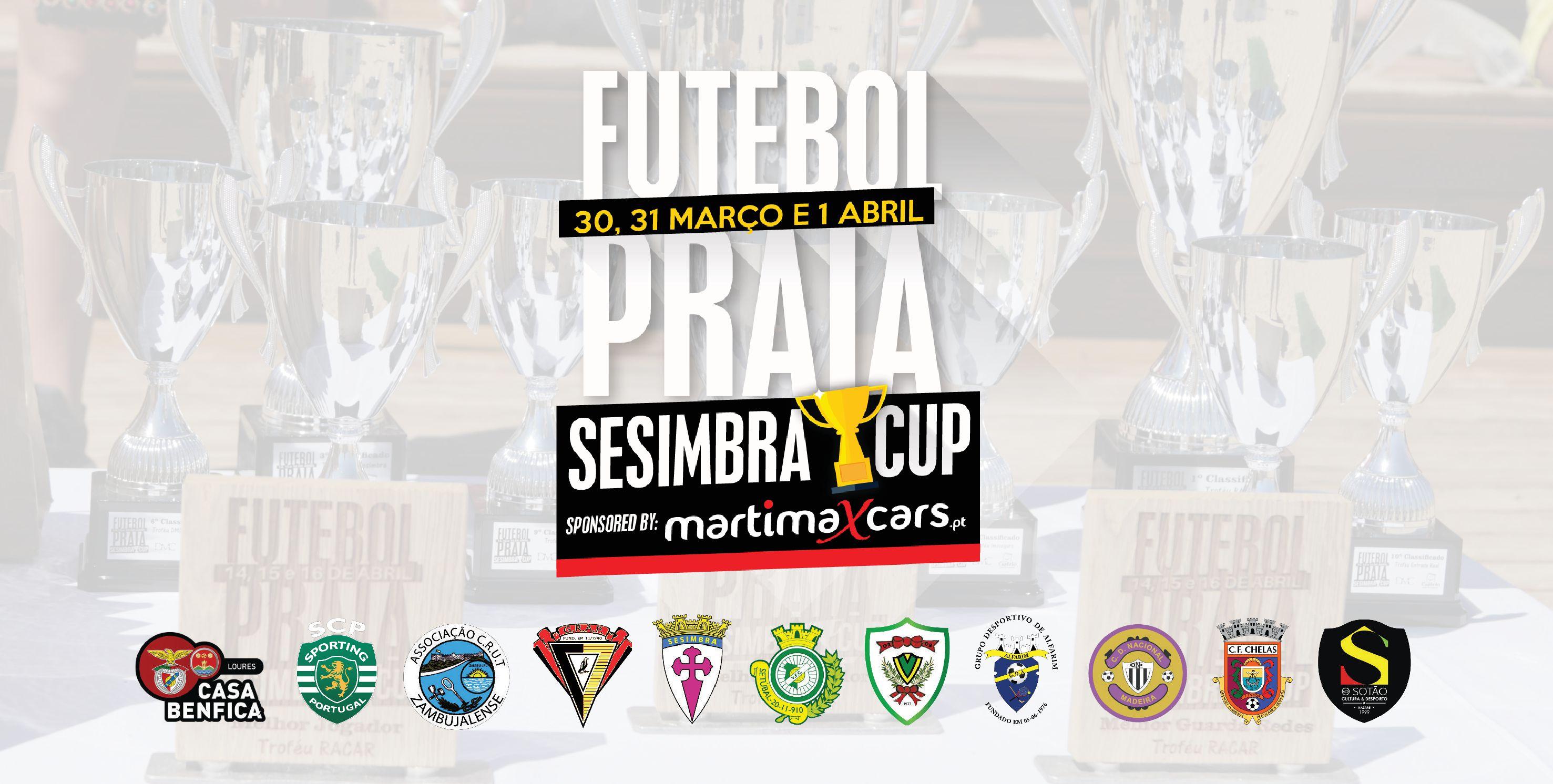 IIª Edição Sesimbra Beach Soccer 2018