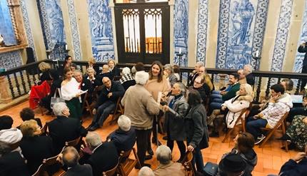 Lançamento do Livro_ POESIA POPULAR DA FREGUESIA DO CASTELO