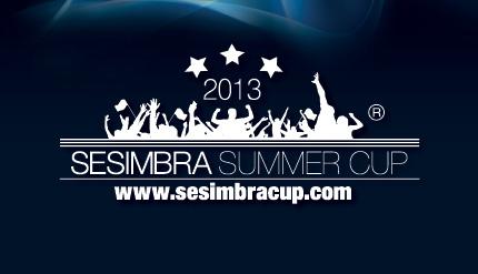 Apresentação Oficial do Sesimbra Summer Cup 2013