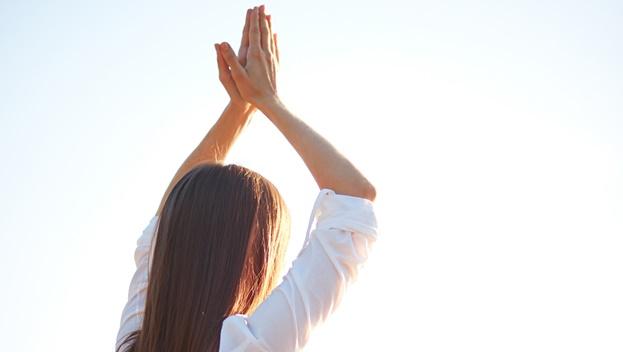 Aula de Meditação e Yoga